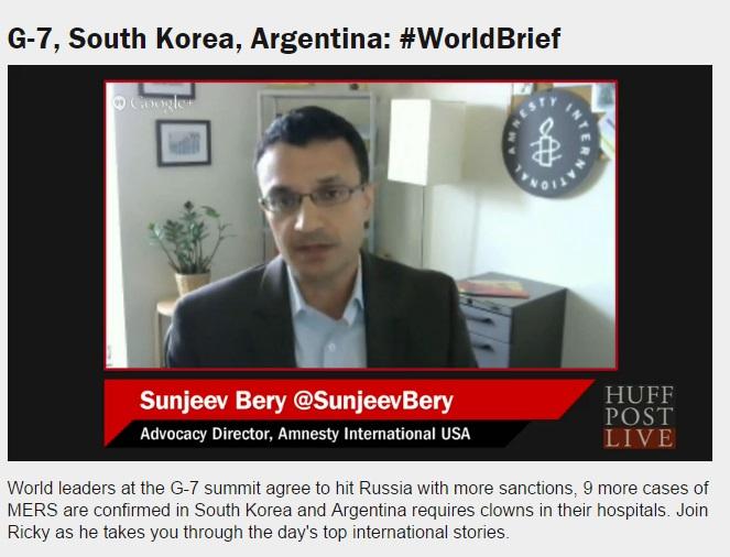 Saudi Arabia imprisons blogger Raif Badawi