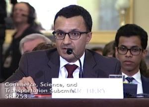 Hearing - 2015-07-15 - Qatar FIFA - Senate - Sunjeev Bery